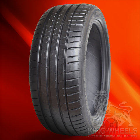 215/55/17 MICHELIN Pilot Sport-4 XL 98Y