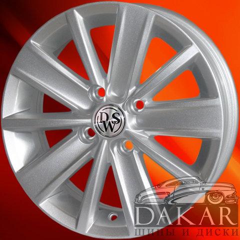 """DWS VW-1145 6j-15"""" 5x100 40 57.1 S"""