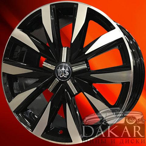 DWS VW-1351 8j-18 5x120 50 65.1 BFM (119)