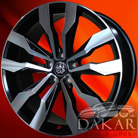 DWS VW-5389 8.5j-20 5x112 33 66.6 BFP (866)