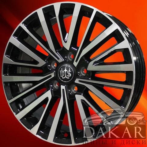 """DWS VW-1515 8j-18"""" 5x120 50 65.1 BFP (119)"""